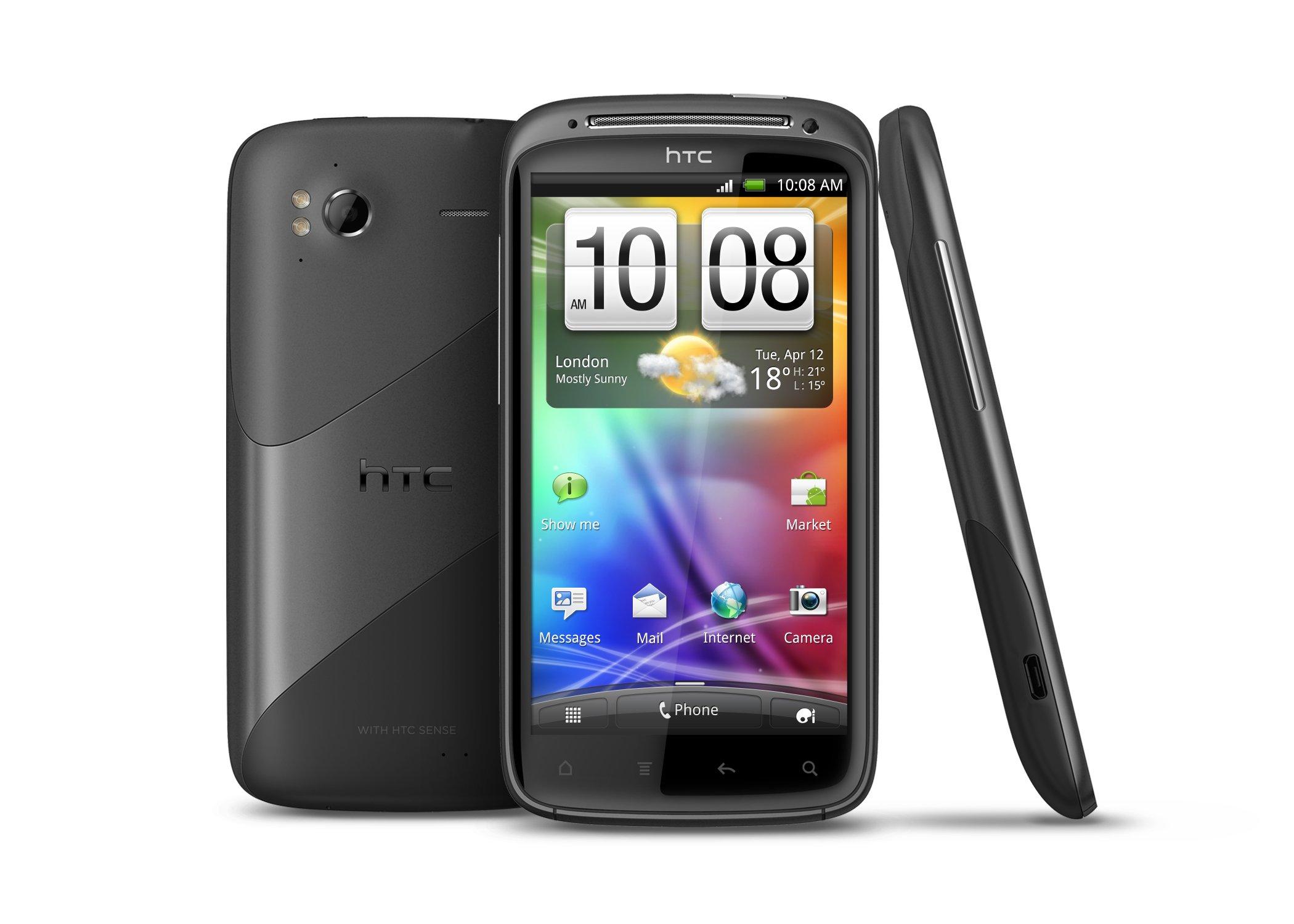 HTC u201eSensationu201d oficjalnie zaprezentowany | Plus Blog