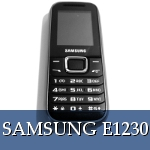 Samasung E1230