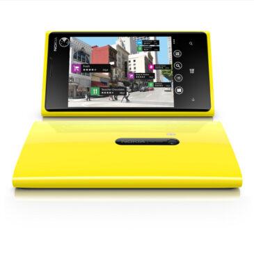 Nokia Lumia 920 Test Telefonu