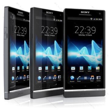 Test telefonu: Sony Xperia S