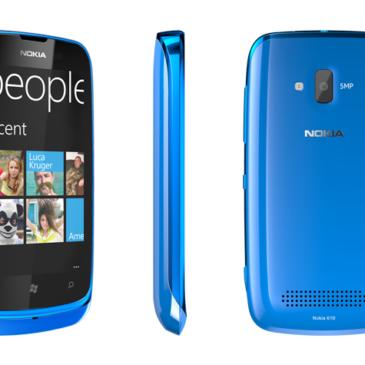 Test telefonu: Nokia Lumia 610