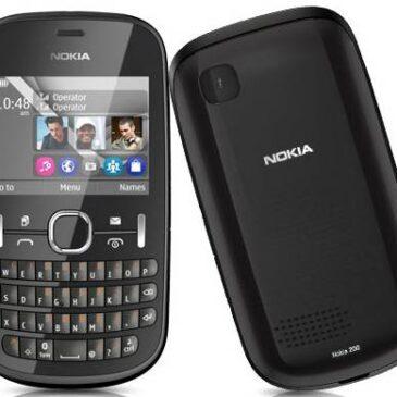 Test telefonu: Nokia Asha 200