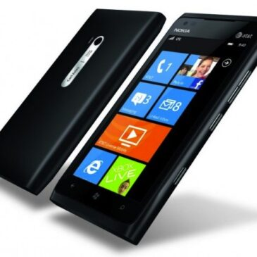 Test: Nokia Lumia 900