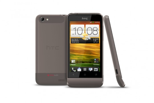 Test telefonu: HTC One V