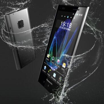 Test telefonu: Panasonic dL1 Eluga