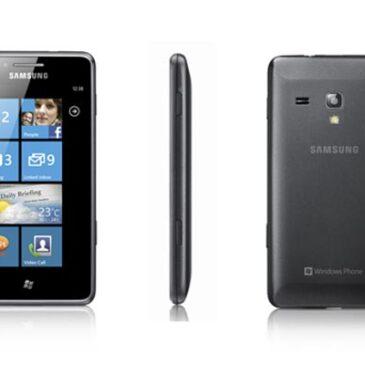 Test telefonu Samsung Omnia M