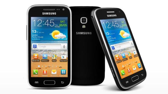 Video Test telefonu Samsung Galaxy Ace 2