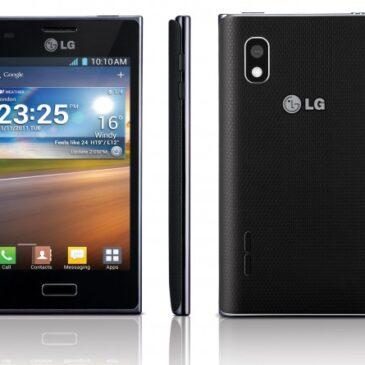 Test telefonu LG Swift L5