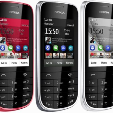 Test telefonu: Nokia Asha 203