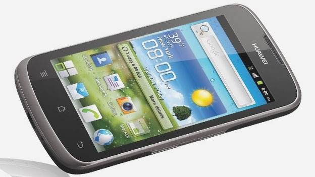 Test telefonu: Huawei Ascend G300