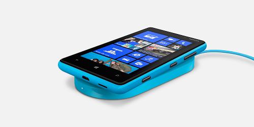 Nokia 820 – Ładowanie indukcyjne + łączność LTE