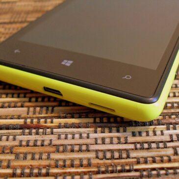 Test telefonu: Nokia Lumia 820
