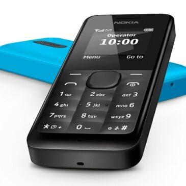 Nokia 105 za 15 euro – stylowy telefon dla niewymagających oraz nowa Nokia 301 z Dual SIM