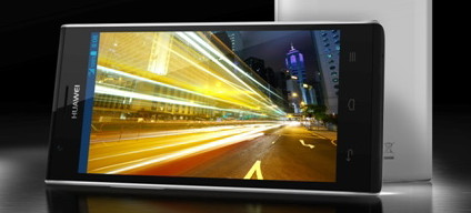 HUAWEI przedstawia Ascend P2 z LTE