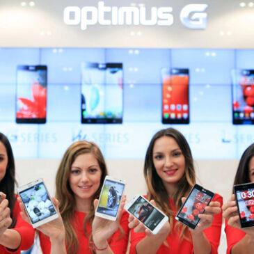 LG zaprezentowało cztery serie smartfonów z serii Swift, w tym nowości z LTE