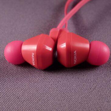 Słuchawki Nokia Purity – mini recenzja