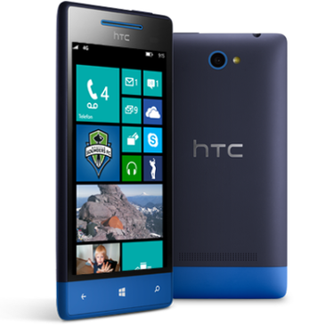 Test Windows Phone 8S by HTC