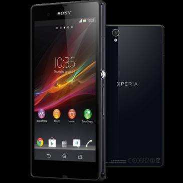 Sony Xperia Z – Test