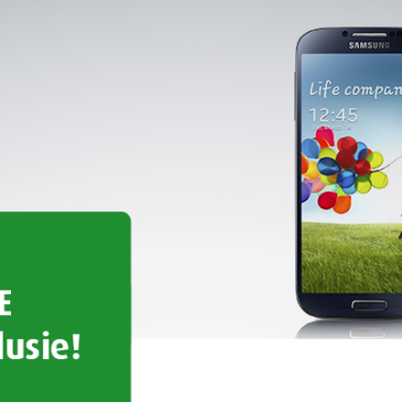 Samsung Galaxy S4 w Plusie