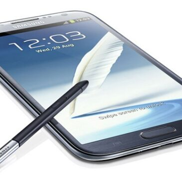 Test telefonu: Samsung Galaxy Note II