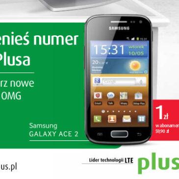 Przenieś numer do Plusa i oszczędź nawet 500 zł!