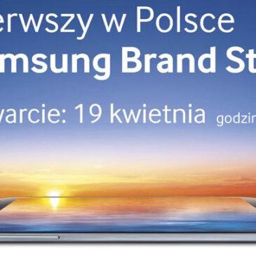 Samsung otwiera pierwszy sklep firmowy w Polsce i prezentuje smartfon GALAXY S 4