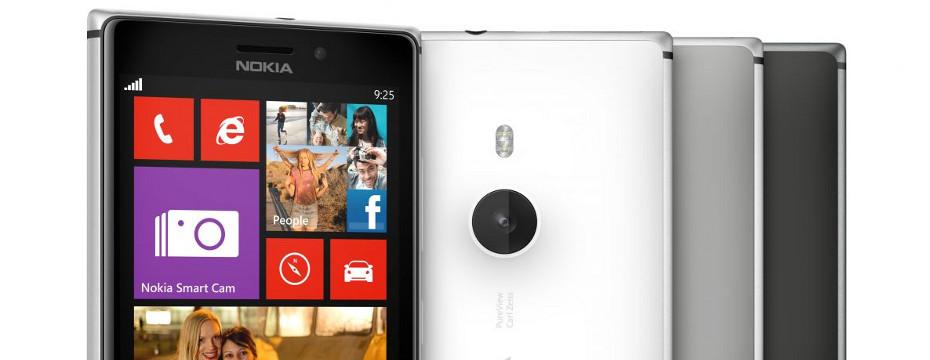 Nowa Nokia Lumia 925