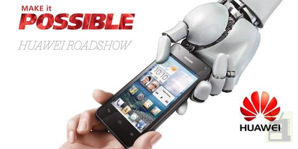 Huawei Roadshow – krótka relacja i prezentacja nowych urządzeń Huawei oraz nakładki Emotion UI
