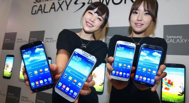 Video Test Samsung Galaxy S4