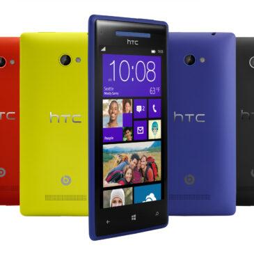 Test telefonu: HTC 8X