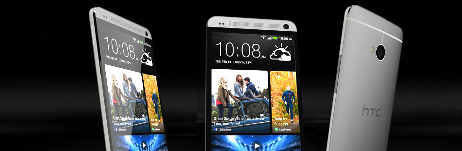 Test telefonu: HTC One