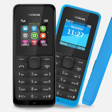 Wideo test telefonu Nokia 105