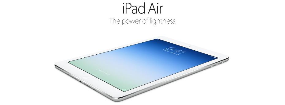 Nowy iPad Air