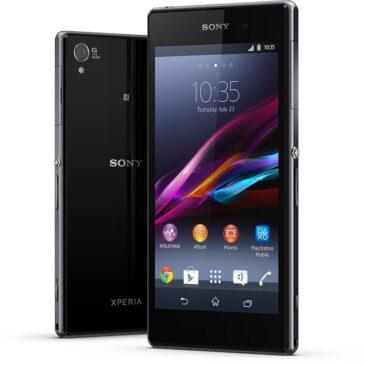 Sony Xperia Z1 – Kilka słów o zestawie