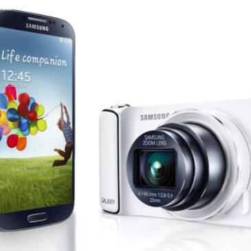 Test Samsung Galaxy S4 Zoom
