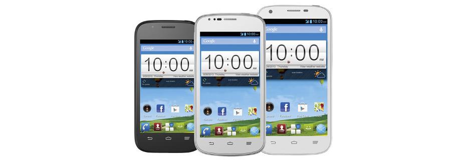 Trzy nowe smartfony od ZTE – Q, Q Mini i Q Maxi