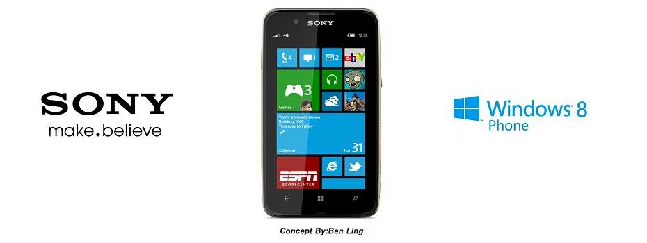 Urządzenia Sony z Windows Phone? Staje się to całkiem realne
