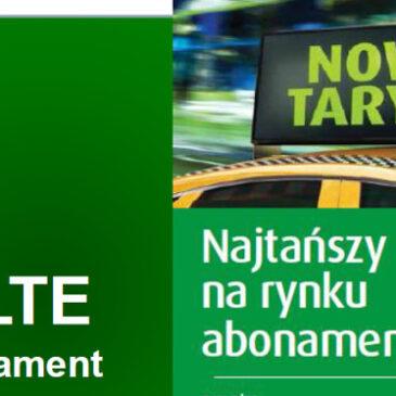 Nowe Taryfy LTE w ofercie Plusa