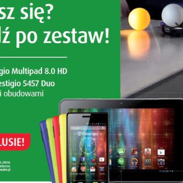 Taki zestaw za 1 zł tylko w Plus Mix  – smartfon dualSIM i tablet w jednej promocji!