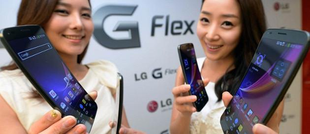 Test LG G Flex