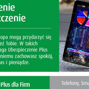Ubezpieczenie Plus dla Firm