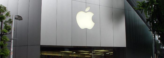 Apple upada po raz kolejny