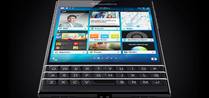 BlackBerry ma gdzieś wszystkich. Prawie wszystkich.