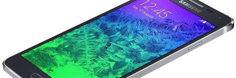 Samsung Galaxy Alpha dostępny w UK!