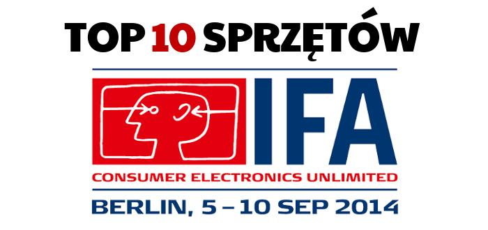 TOP 10: wokół targów IFA i Apple