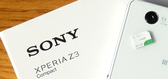 77 godzin z Xperią Z3 Compact – pierwsze wrażenia