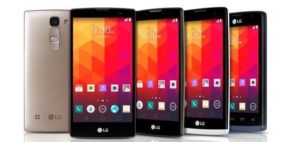 Nowe smartfony LG ze średniej półki cenowej!
