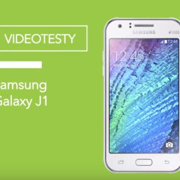 Test SAMSUNG Galaxy J1