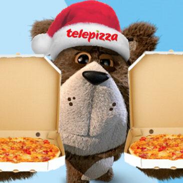 Dwie darmowe pizze za doładowanie w Plush!