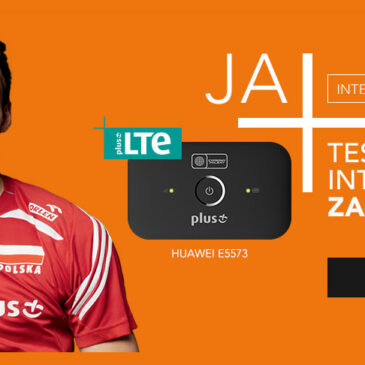 Testuj Internet LTE za 9 zł